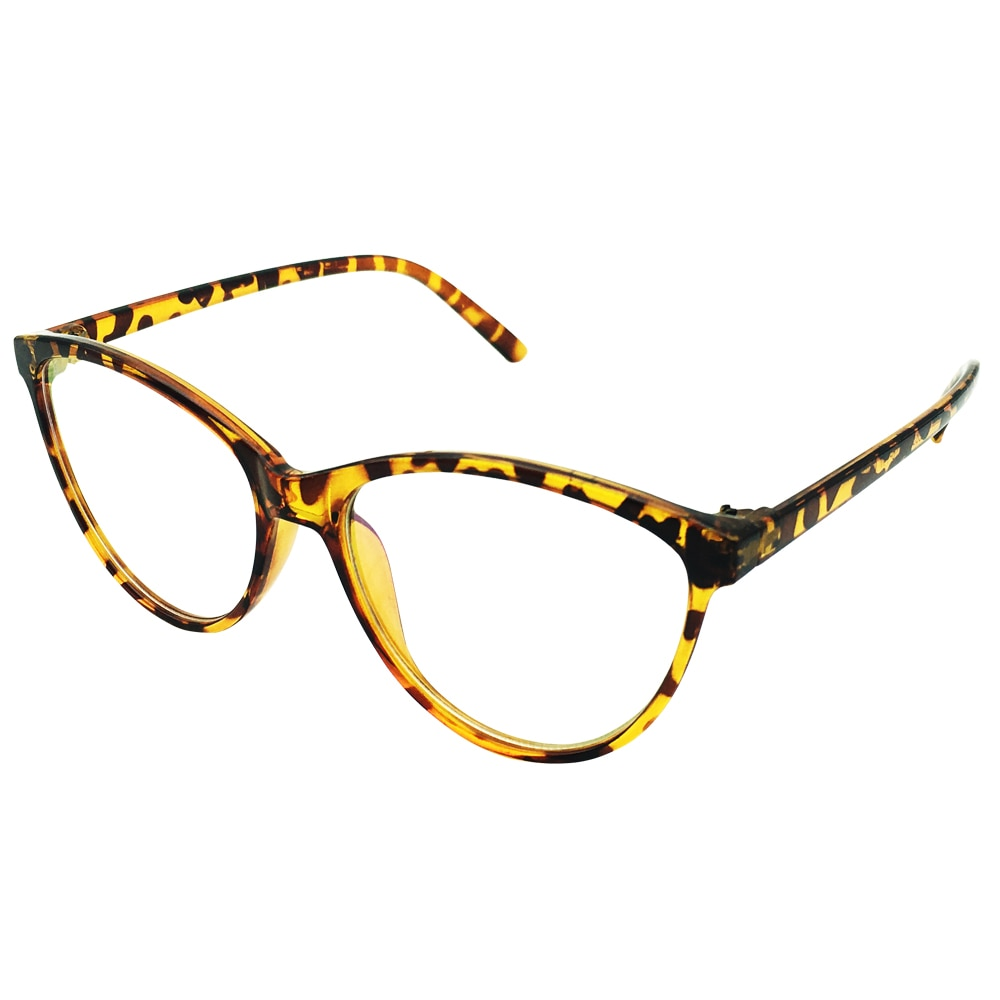 Gafas de ojo de gato a distancia para mujer, gafas de prescripción para miopía, monturas de ojo de gato y Tortuga, gafas contra rayos azules, miopía