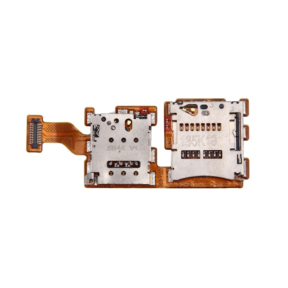 Ranura para tarjeta SD + toma de tarjetas SIM para HTC One A9