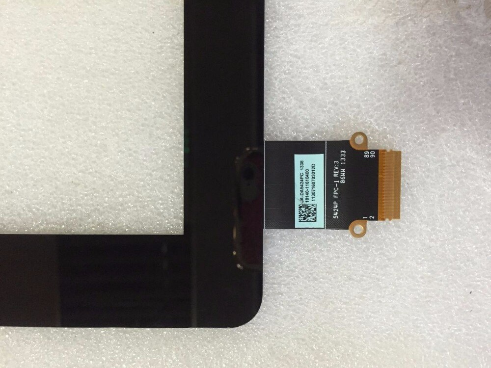 11,6 pulgadas de pantalla táctil de digitalizador pantalla exterior 5424 P FPC-1 RVE3 06WW largo de 1345 la versión de cable para ASUS TX201 TX201L pantalla táctil