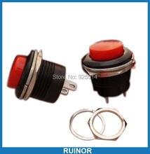 X-bouton-poussoir momentané   Interrupteur de bricolage, interrupteur (ON) N/O diy, RM507, 50 pièces