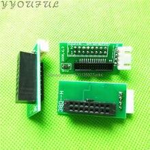 10 pcs atacado plotter peças de reposição Xaar 382 cabeça connector board para Wit-color 2000 3000 382 cartão de transferência