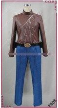 Livraison gratuite nouveau fait sur commande le Flash Cospaly Costume Jason Peter Costume pour Hallowmas noël Patly Top + pantalon + gants + ceinture