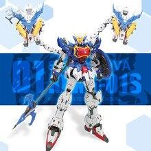 Bande dessinée CLUB INSTOCK Super Nova XXXG-01S2 Altron Gundam modèle kit blanc bleu MG 1/100 figurine ensemble jouet