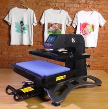 Machine De Transfert De Chaleur pneumatique Automatique 3D Machine de Presse De Chaleur de Sublimation Pour Coque De Téléphone Tasses T-shirt Etc ST-420