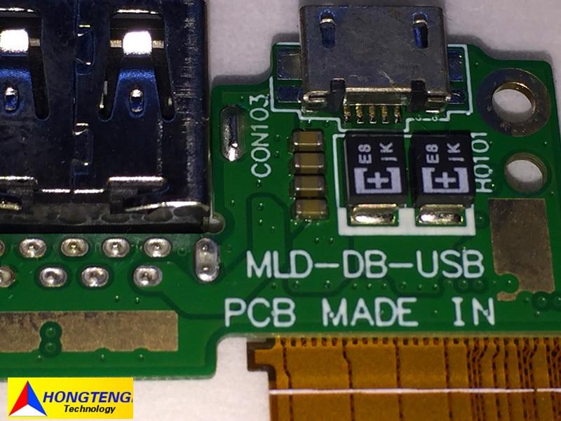 Conector de puerto de carga usb para ordenador portátil, conector de puerto...