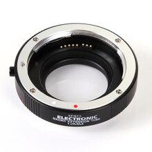Elektronische auto focus macro extension tube 12mm EF-12 DG II für Canon EOS EF EF-S