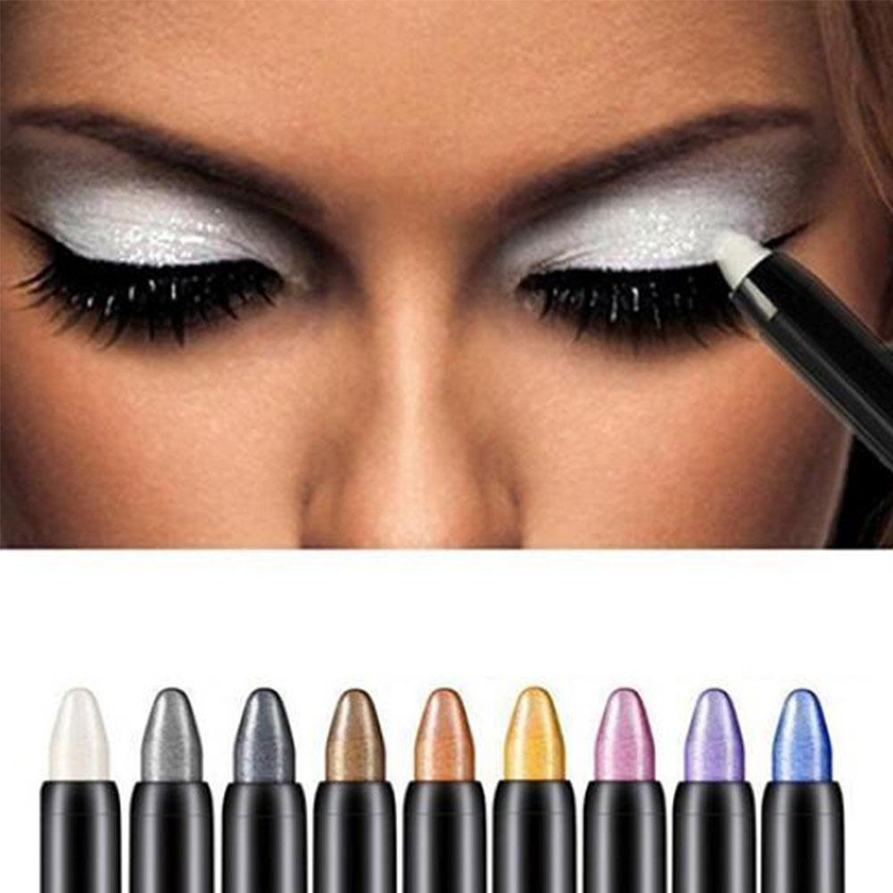 Новинка, хайлайтер, карандаш для век, косметический блеск, тени для век, подводка для глаз, ручка для макияжа, косметический инструмент