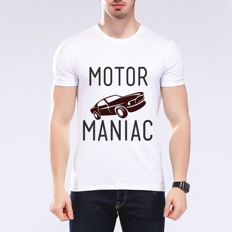 Nueva Marca Moe Cerf + nueva camiseta Retro de diseño único para hombres, camiseta para fanáticos del coche, Camiseta cómoda de verano antienvejecimiento suelta para hombres, m-f1