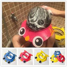 Pudcoco-chapeau de bain et de douche pour enfants   Nouveaux arrivages, shampooing sûr pour bébés, chapeau de lavage des cheveux, bouclier de cheveux