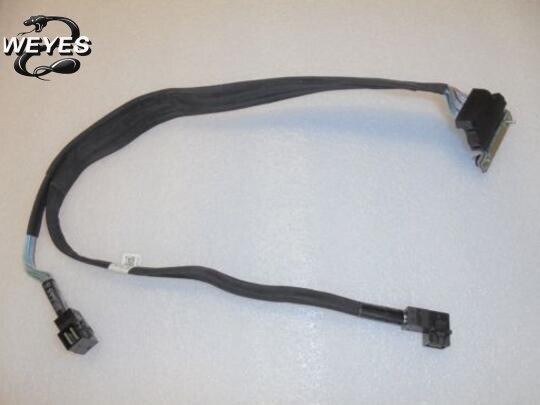 1N2WK PERC DUAL MINI SAS HD CABLE para DELL POWEREDGE R630 - SFF-8643 K43RY