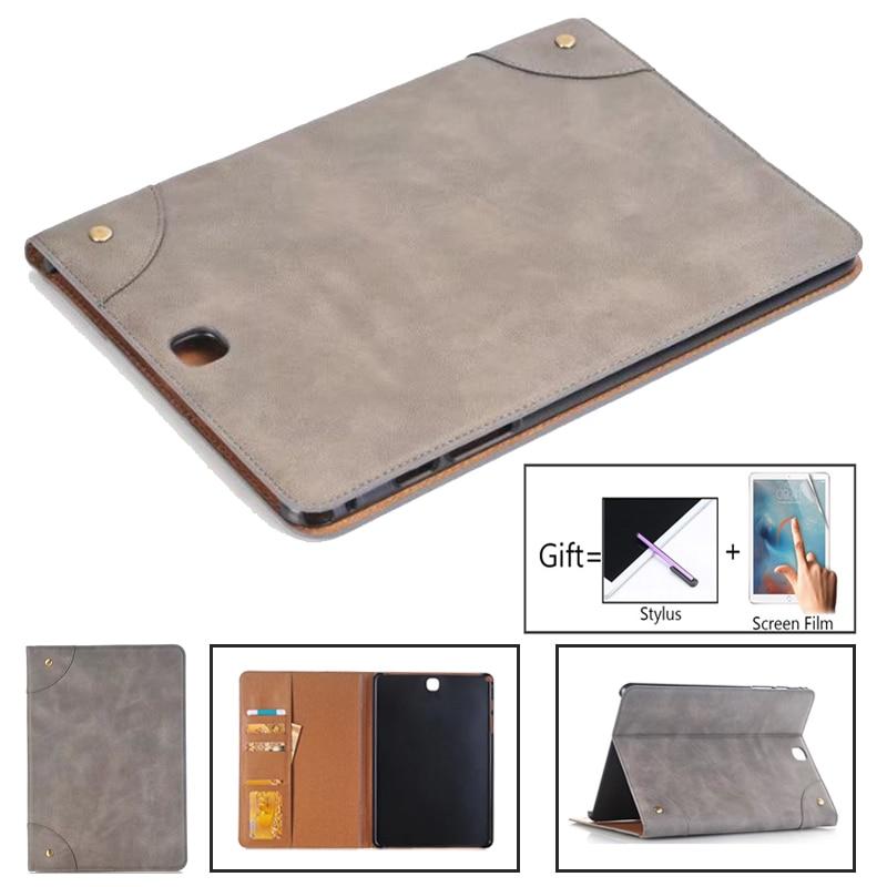 T350 T355 PU кожаный умный чехол для Samsung Galaxy Tab A 8,0 SM-T350 SM-T355 P355 8 ''чехол для планшета SM-P350