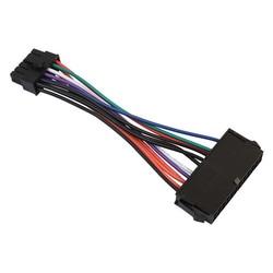 1 шт. 24 Pin до 12 Pin блок питания ATX кабель адаптера для Lenovo IBM