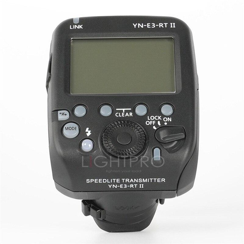 Yongnuo YN-E3-RT TTL Radio Flash Trigger Speedlite Sender Controller als ST-E3-RT für Canon 600EX-RT/YONGNUO YN600EX-RT II