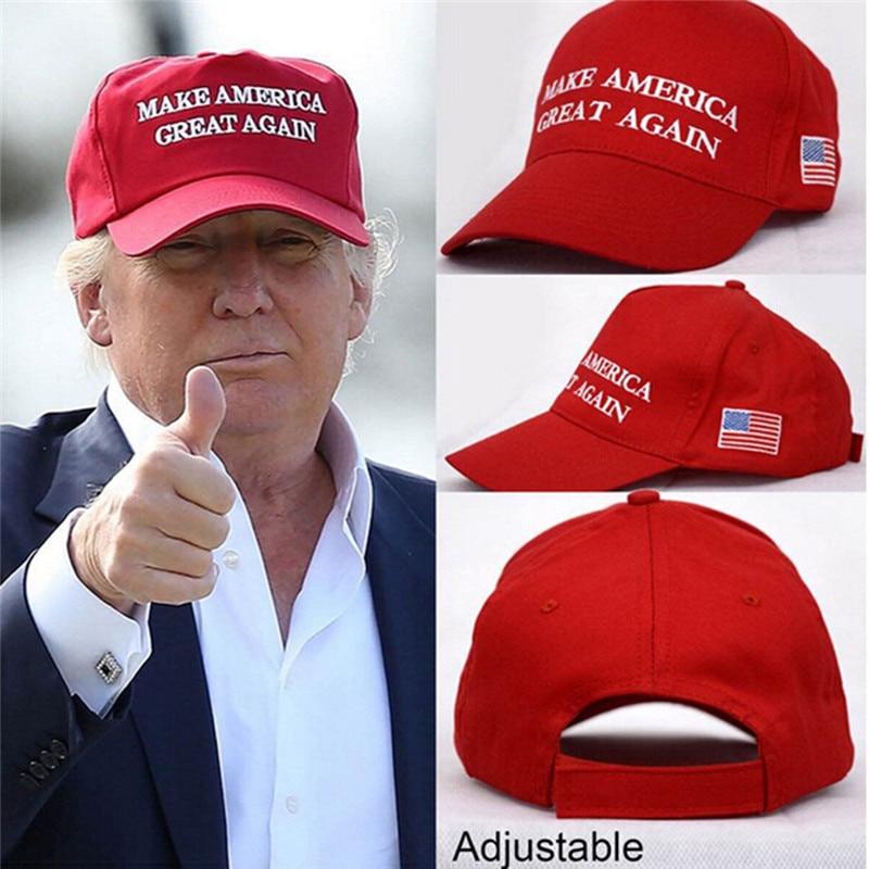 Hot Sale! Make America Great Again Hat Donald Trump Cap GOP Republican Adjust Mesh Baseball Cap Patriots Hat Trump For President