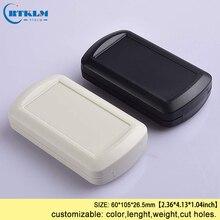 Circuit board plastic enclosure wire connection box pcd diy design handheld plastic box  project electronic box 105*60*26.5mm