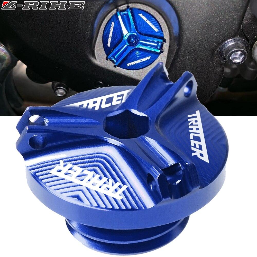 M20 * 2,5 мотоциклетные сливные отстойники алюминиевая заглушка для наполнителя двигателя крышка крышки для гоночных болтов для YAMAHA TRACER 900 GT MT09 MT-09