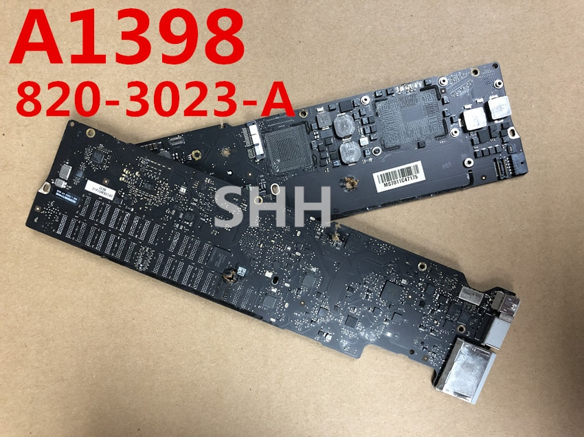 2011 años 820-3023 820-3023-A/B tarjeta lógica de falla para reparación A1369