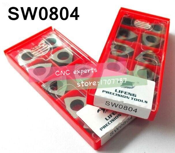 10 шт. SW0804 жесткая шайба из сплава, держатель токарного станка, аксессуары, подходит для MWLNR/WWLNR, вставка WNMG0804