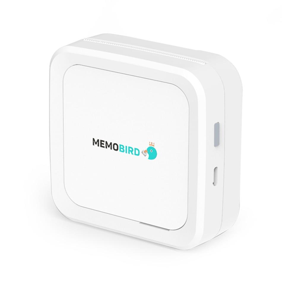 A6 Memobird Mini Tragbare Bluetooth Wireless Papier Foto Drucker Tasche Thermische Druck USB Verbindung Impresoras Fotos GZM5806