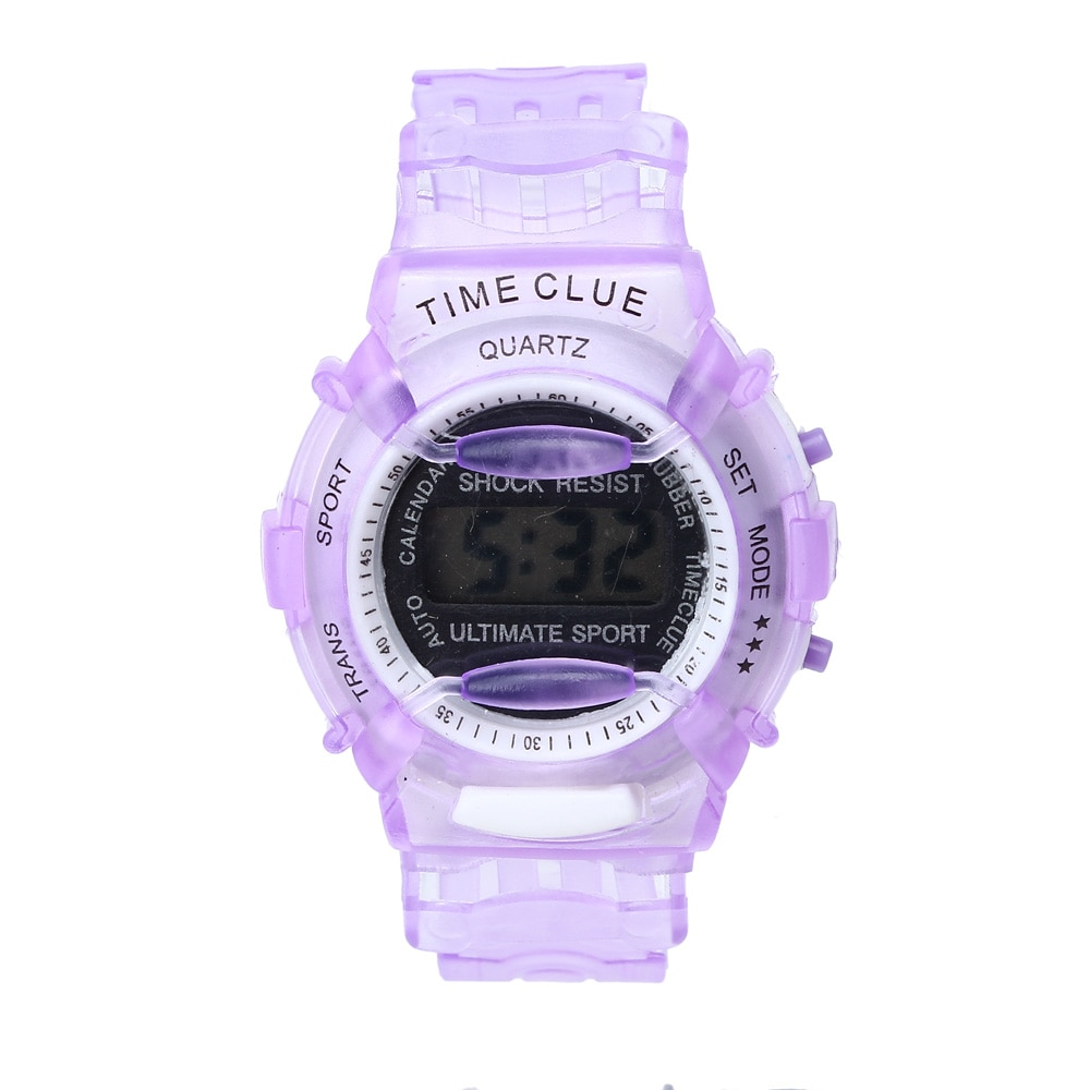 child watch 2019 Digital Sports Watch Boys Girls Children Students Waterproof Digital Wrist Watches