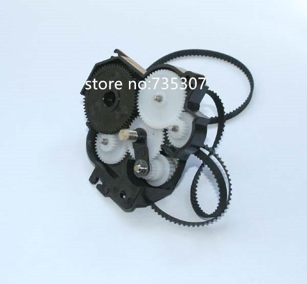 Novo rda compatível/engrenagem de movimentação de fita (com correia) para lq1600k3h/lq2090/fx2190/fx2175
