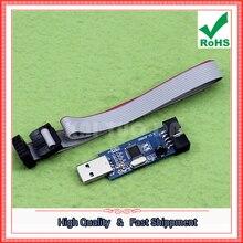 LC-01 51 AVR programmeur fai USBASP téléchargeur USBISP câble de téléchargement module carte (H5A2)