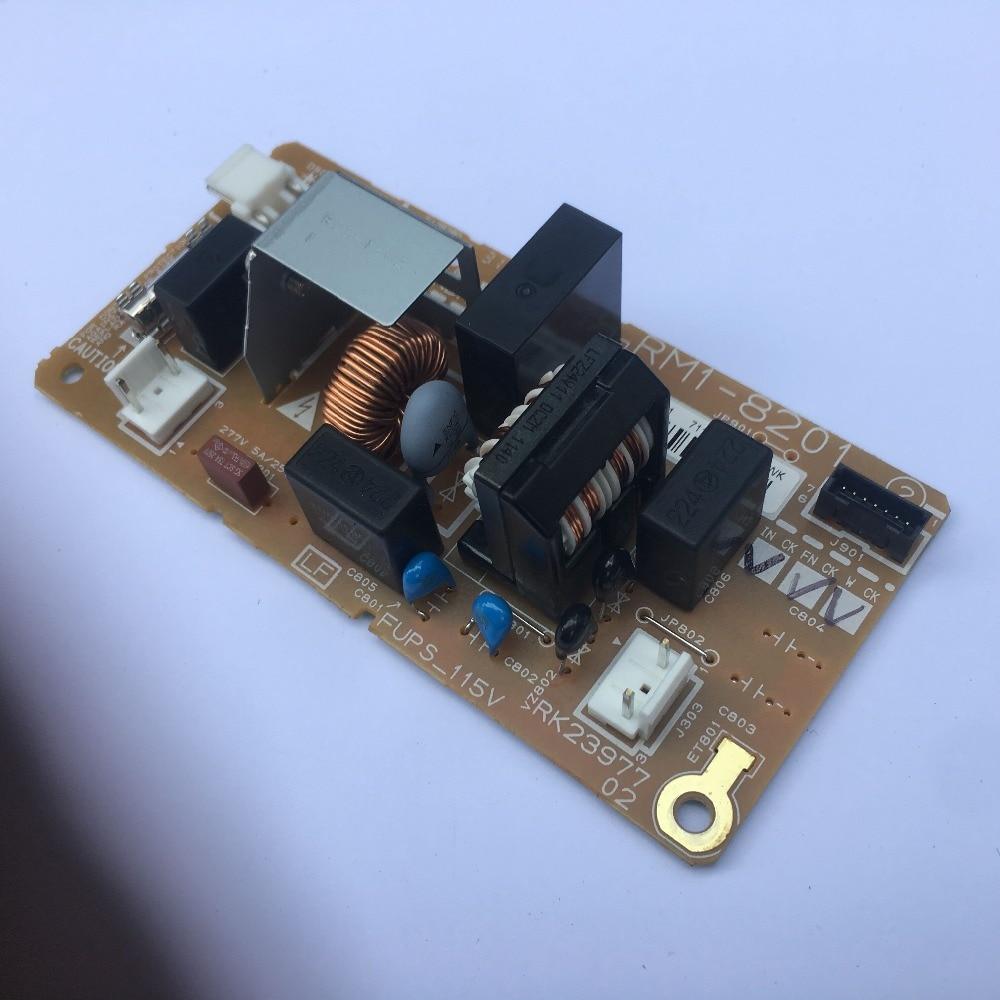 RM1-8201 110V אספקת חשמל לוח עבור Hp laserjet 100 צבע MFP M175 M175nw M175n