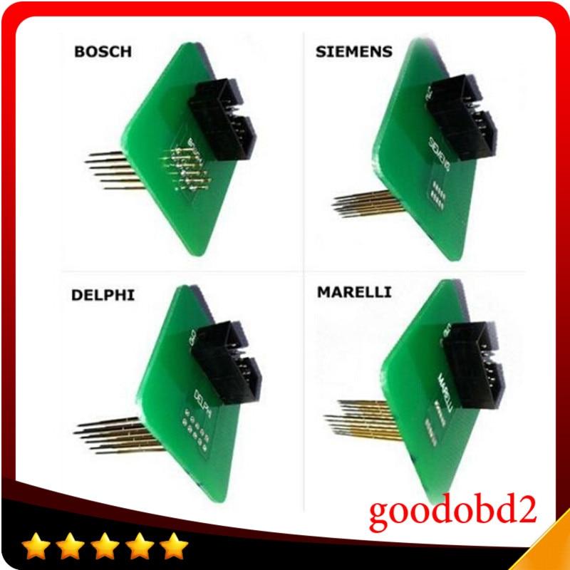 Адаптер только для BDM рамки и Pin + контакты, работает с программатором ЭБУ FRAME k v2 bdm100 FGtech BDM100
