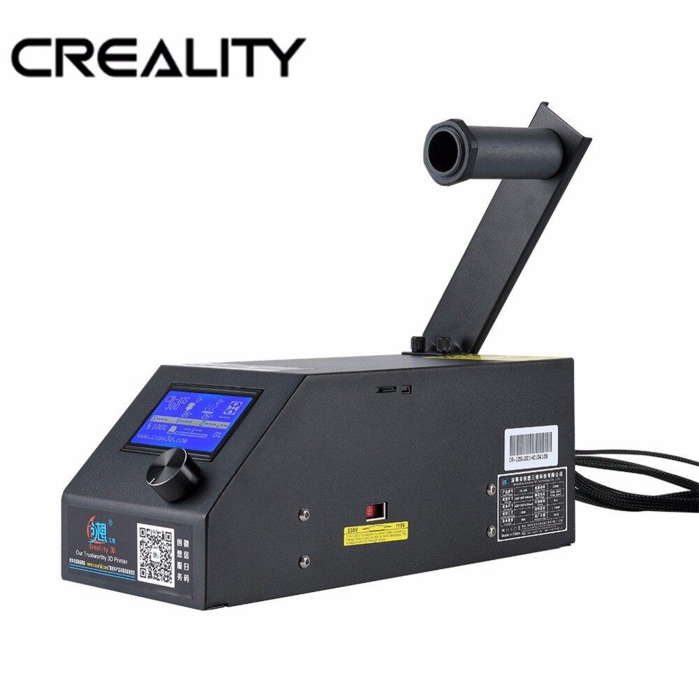 Impresora 3D Creality, kit de caja de Control ensamblada completa para impresora 3D CR-10/CR-10S/S4/S5, piezas de impresora 12864 LCD de pantalla táctil opcional
