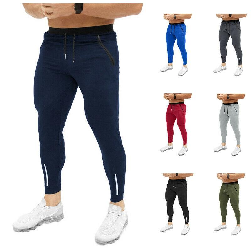 Slim Fit Trainingsanzug für Herren deporte Slim Jogging pantalones de chándal para running