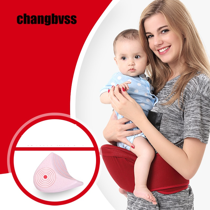 High Quality Baby Carrier Waist Stool Baby Hip seat mochila Infantil manduca Baby Sling Hold Waist Belt Kids Front Carriers