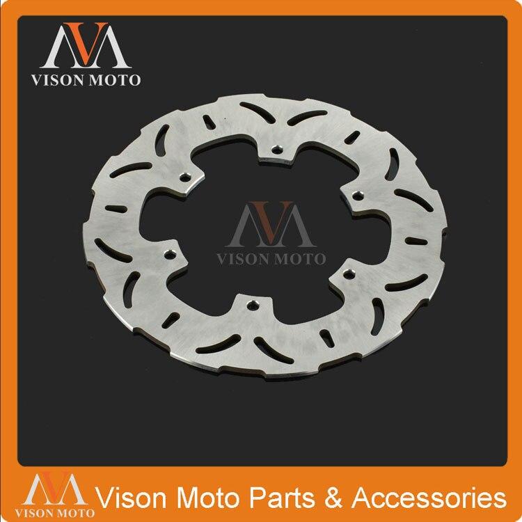 Задний тормозной диск ротора для Yamaha XP500 2001 2002 2003 2004 2005 2006 2007 2008 2009 2010 XJR1300 1998-2012 XJR 1300 SP