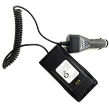 5 шт. автомобильный Радио батарея Eliminator + Адаптер для MOTOROLA Walkie Talkie GP3188 GP3688 CP040 EP450 Walkie talkie