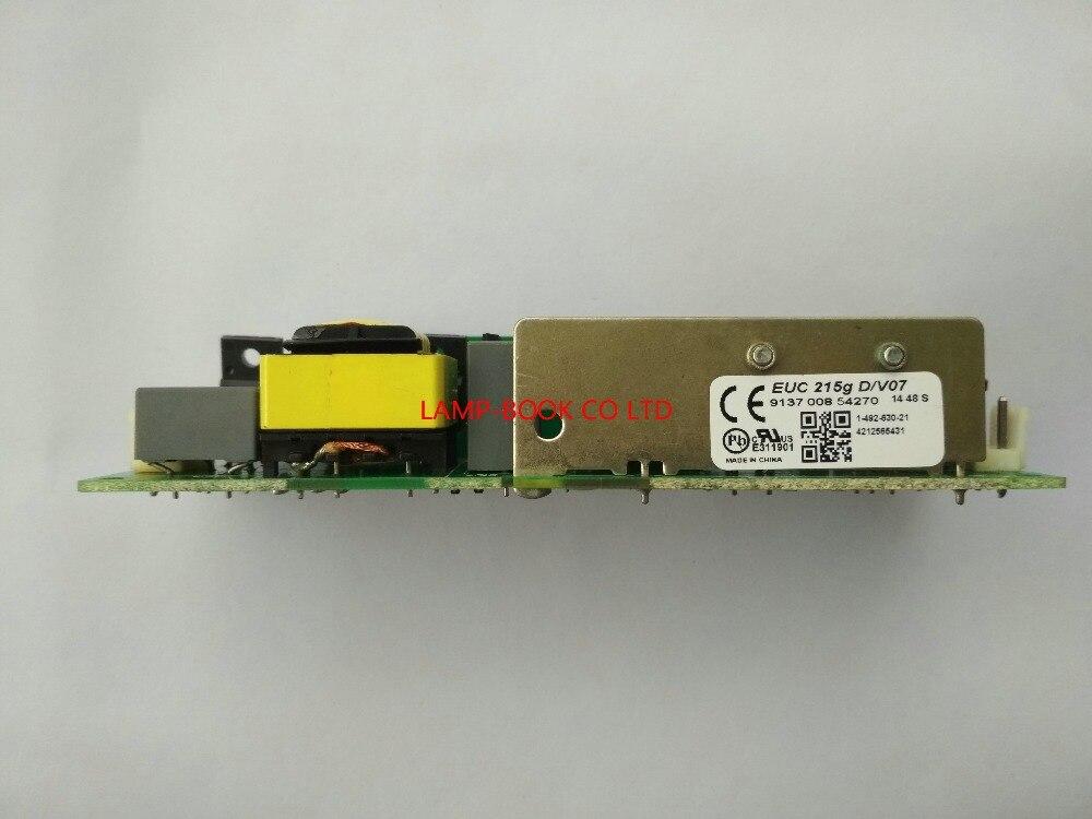 Controlador de balasto de lámpara usada EUC 215g D/V07 para lámpara SONY proyector LMP-E212