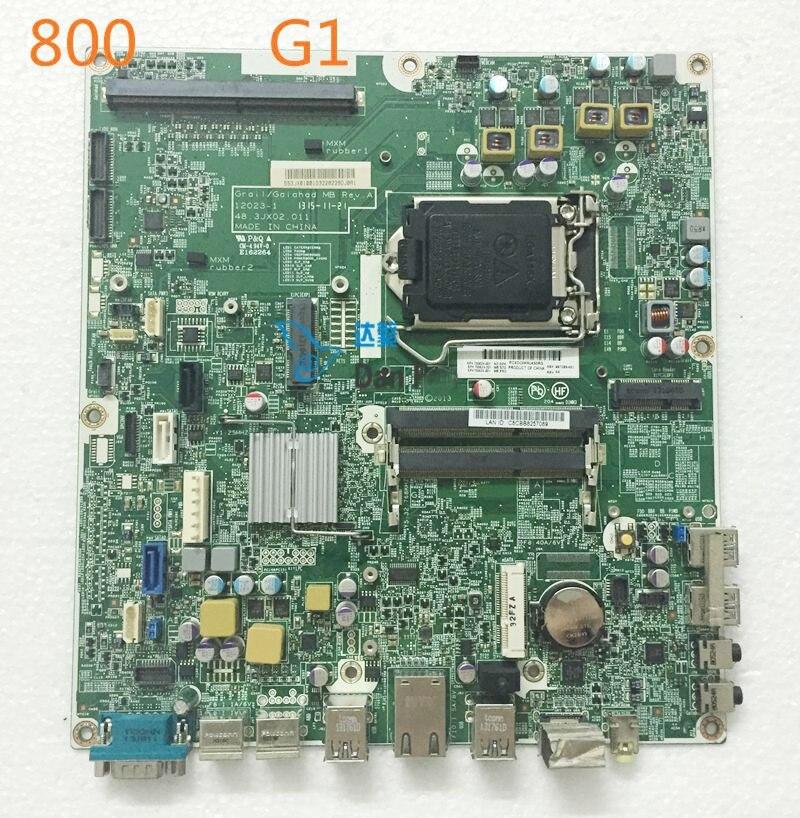 697289-001 para hp eliteone 800 g1 nt aio placa-mãe 700624-001 12023-1 48.3jx02.011 mainboard 100% testado totalmente trabalho