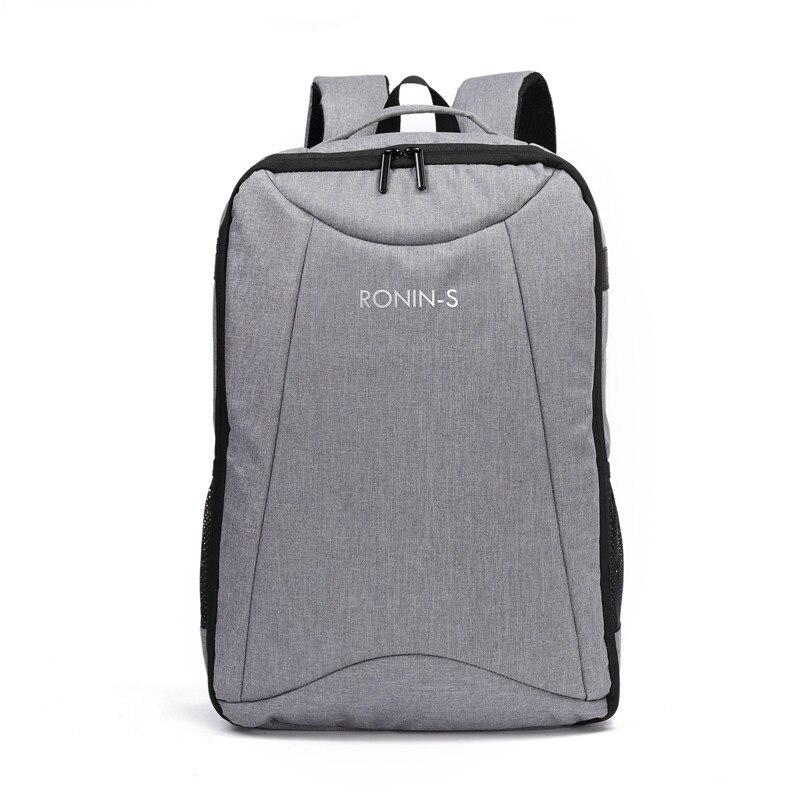Bolso de hombro portátil para DJI Ronin-S a prueba de golpes impermeable bolso de hombro duradero bolsa de transporte bolsas de almacenamiento de protección