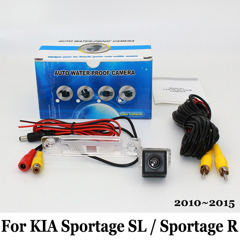 Parking Camera For KIA Sportage SL / Sportage R 2010~2015 / HD CCD Night Vision Rear View Backup Camera