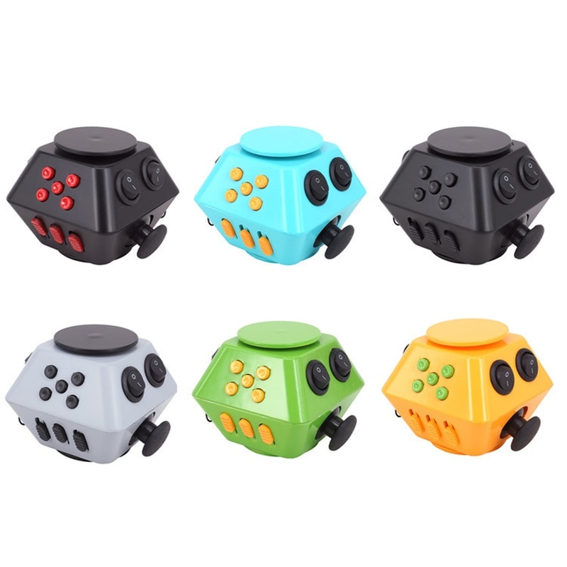 Fidget Spinner Combination Stress Upgraded 3 Antistress Magic Stress Relieve Anxiety Boredom Finger Toy enlarge