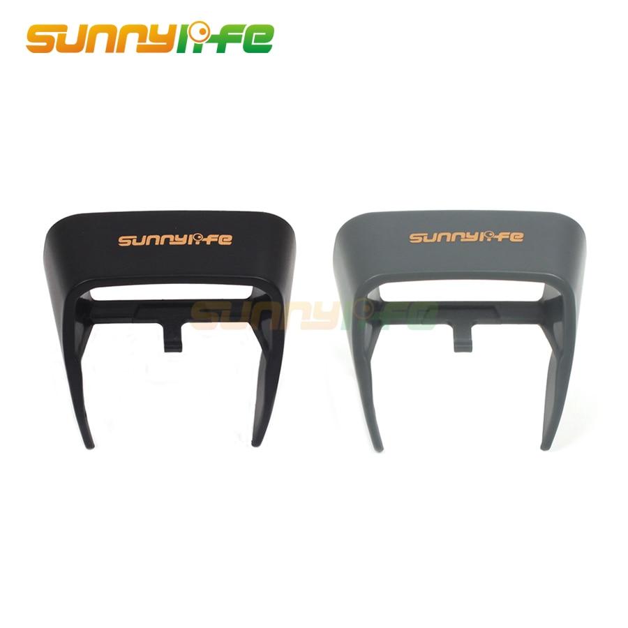 Sunnylife lente capa sunhood atualizado sunshade gimable câmera protetor capa para dji faísca panaromic tiro