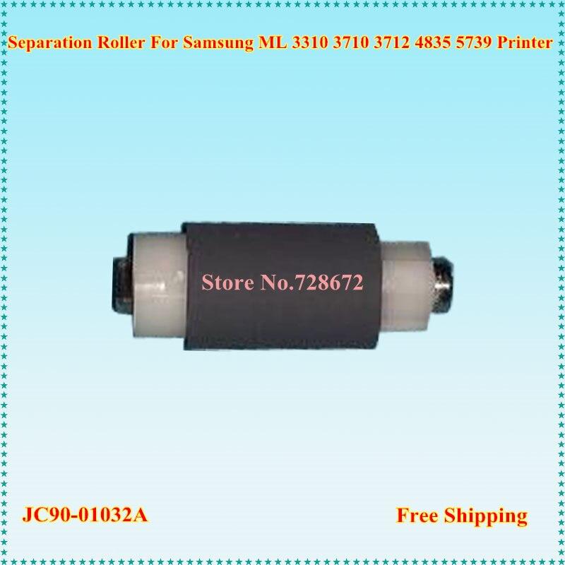 JC90-01032A JC73-00328A JC61-04101A nouveau rouleau de ramassage pour Samsung ML3310 ML3710 SCX4835 SLM3820 SLM4020 rouleau de ramassage dimprimante