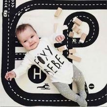 Pudcoco 2019 Menina Roupas Roupas Para Bebês Recém-nascidos Do Bebê Para Crianças Traje Rabo de Raposa Crianças Criança Branco Minúsculo Algodões Bossa nova