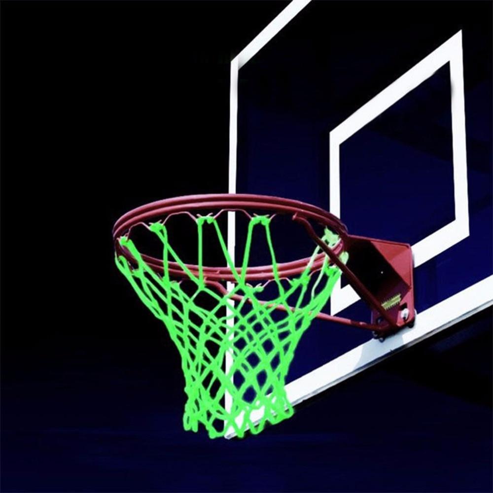Баскетбольная сетка, сетка для тренировок, нейлоновая, стандартный