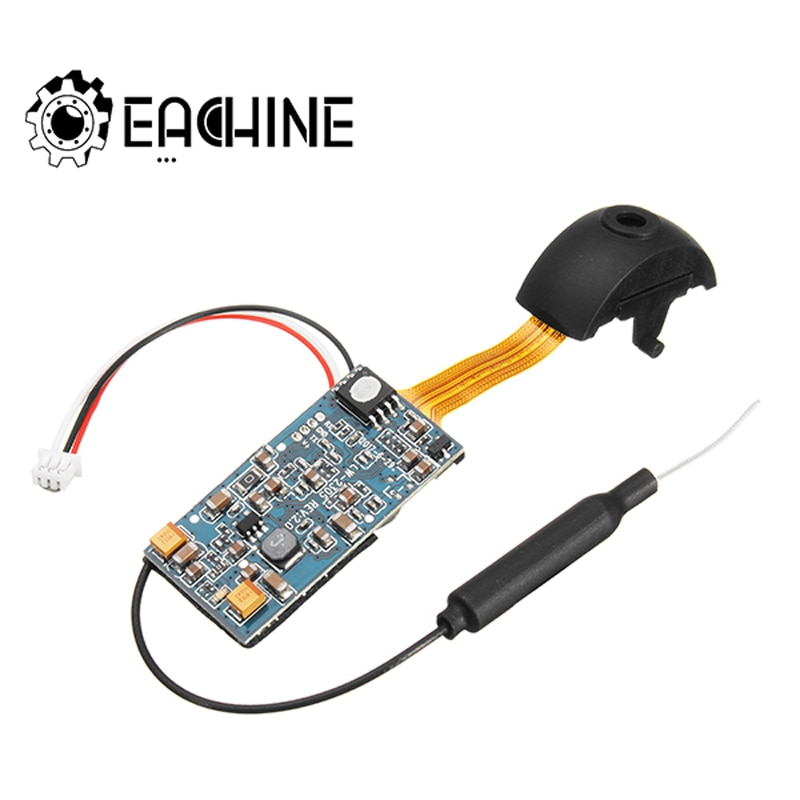 Eachine E58-Repuestos de cuadrirrotor RC, cámara FPV de 0,3 MP, 2MP, 720P, gran angular, cámara HD con DVR, WIFI, para Dron de carreras de control remoto, partes de cámara
