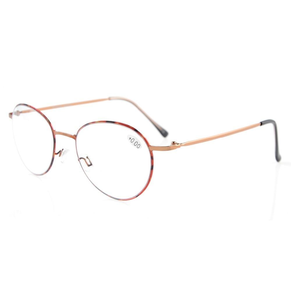 R15037 Eyekepper los lectores ligero Oval Retro gafas de lectura + 0,0/0,5/0,75/1,0/1,25/1,5/1,75/2,0/2,25/2,5/2,75/3,0/3,5/4,0