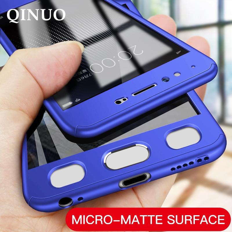 360 Full Protective Case For Samsung Galaxy J1 J2 J3 J5 J7 Prime Max DUO 2015 2016 2017 J4 Core J6 Plus J8 2018 Hard Cover Coque