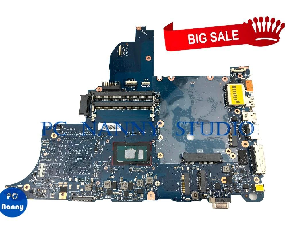 PC مربية ل إتش بي Elitebook 640 650 G2 اللوحة المحمول 840716-601 I5-6200U 6050A2723701-MB-A02 اختبار