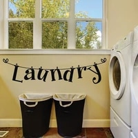 Autocollant Mural creatif pour decoration de salle de lavage  papier peint pour arriere-plan de salle de bain  sparadrap dart Mural pour la maison