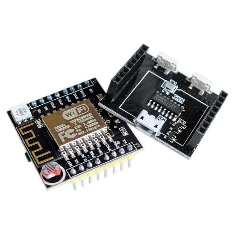 ESP8266 ESP-12F ESP12F CH340 WIFI Placa De Desenvolvimento De MINI Nodemcu Nuvem Espirituoso USB Para TTL Serial Módulo Micro USB Para Arduino