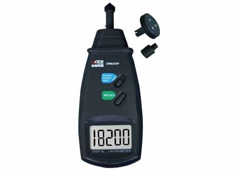 VICTOR DM6235P 5-digit LCD Digital Tachometer Handheld Autoranging Electronic Instrument