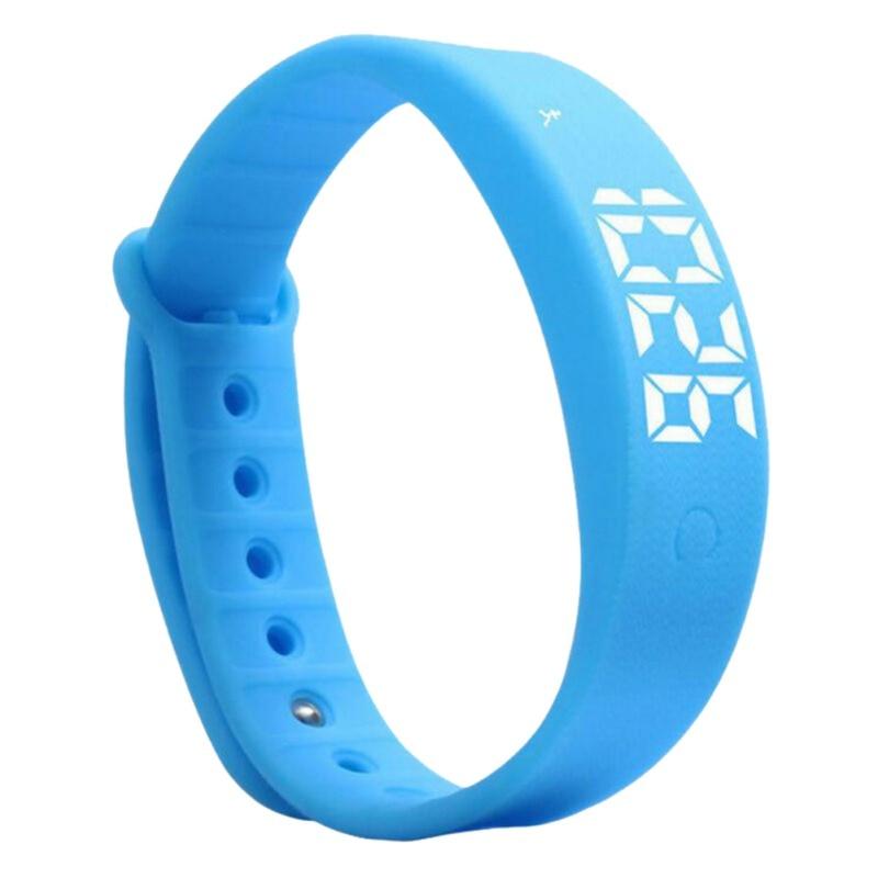 W5S Multi-function Smart Bracelet Sports Sleep Pedometer Vibration Alarm Clock Smart Bracelet